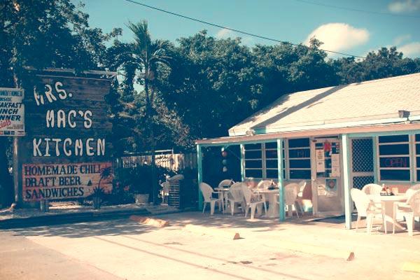 Mrs. Mac's Kitchen - Key Largo